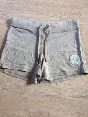 Graue Hotpants