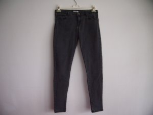 Pimkie Skinny Jeans dark grey cotton