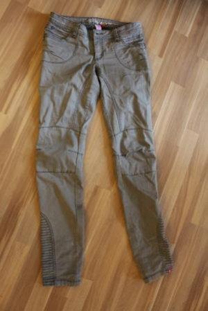 graue Jeans -edc- Gr. 36