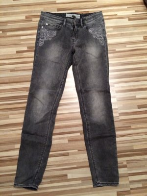 Graue Jeans H&M Gr. 27