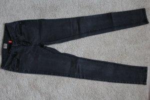 graue Jeans Hose Only (Vero Moda)