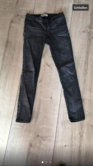 Graue Jeans tally weijl gr 36