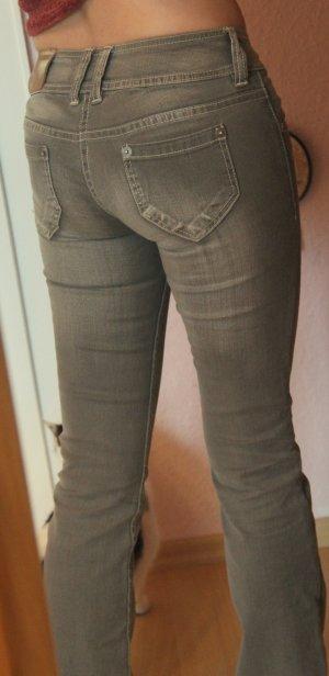 Graue Jeans von Castro in 25/26