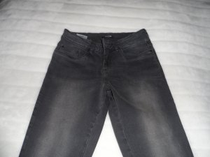 Graue Jeans von Colorado in gerader Form Gr.28/32