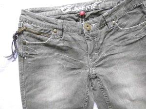 Esprit Jeans slim fit grigio