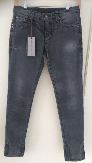 Graue Jeans von Ermanno Scervino