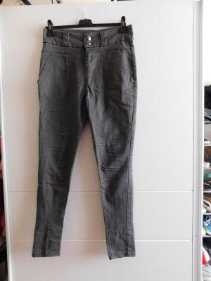 Graue Jeans von Fishbone in XS zu verkaufen