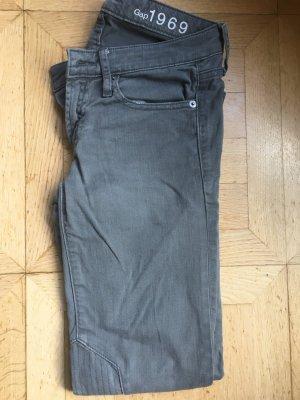 Graue Jeans von GAP in Größe 32