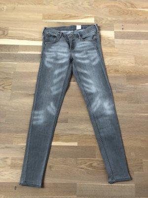 Graue Jeans von HM