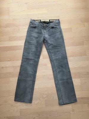 Jacob Cohen Jeans a gamba dritta grigio-grigio chiaro Cotone