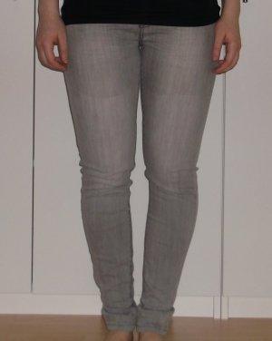graue Jeans von Manguun