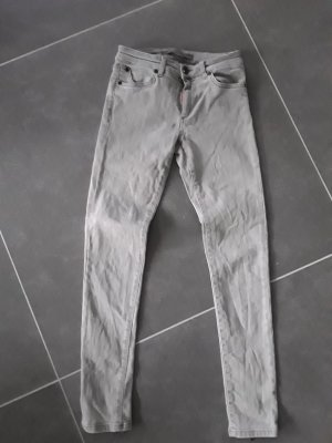 Graue Jeans von SUPERFINE