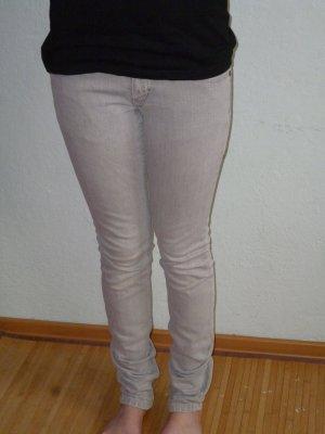 graue Jeans von Takko
