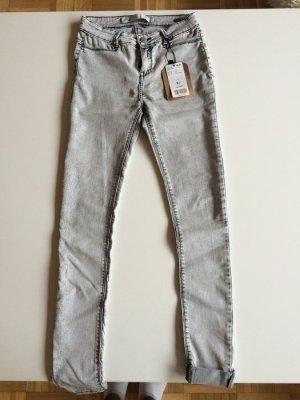 graue Jeans von Zara neu