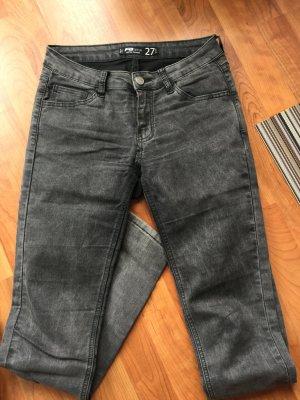 Graue Jeans weite 27 Länge 32 ❤️