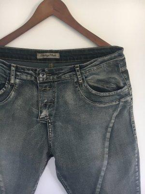 Graue Jeans - XL/42-44