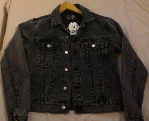 Graue Jeansjacke von Cheap Monday