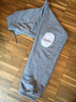 Sweat Pants light grey-grey mixture fibre