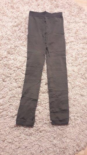 graue Leggings
