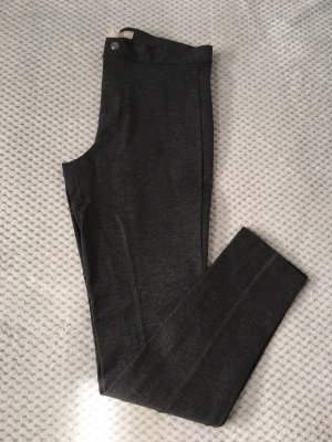 Graue Leggings Hose von Banana Republic