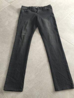 graue leichte Jeans von s.Oliver / straight