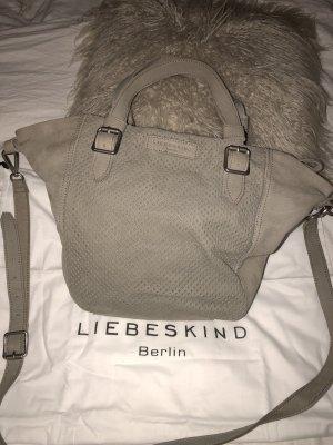 Liebeskind Berlin Borsa a spalla grigio