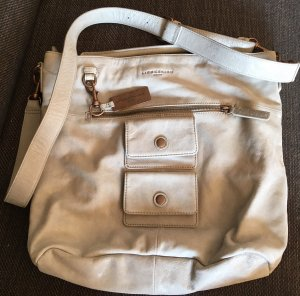 Liebeskind Berlin Handbag light grey leather