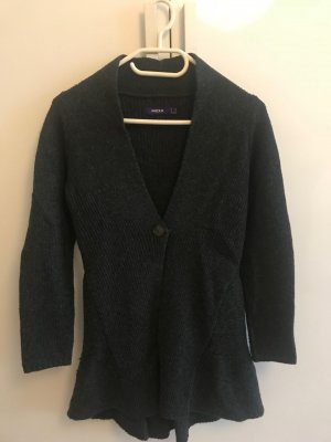 Graue MEXX Strickjacke