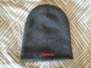 graue Mütze von Björkvin
