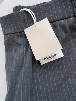 Pull & Bear Peg Top Trousers multicolored