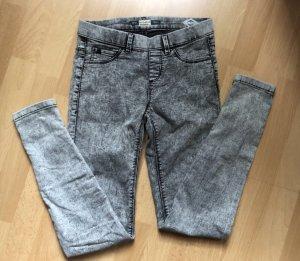 Pull & Bear Jeggings grigio chiaro