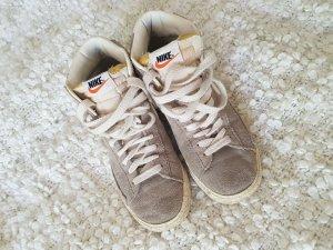 Nike Scarpa skate grigio chiaro-grigio
