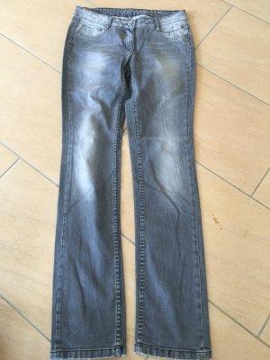 Graue Opus Jeans Evita