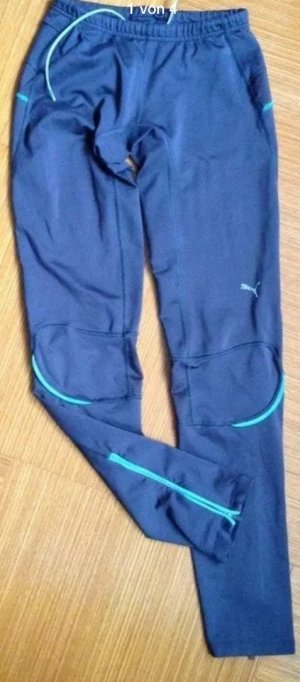 Graue Puma Leggings Gr S
