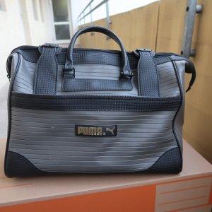Puma Sac de sport gris-noir