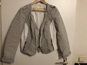 Biba Between-Seasons Jacket grey-white