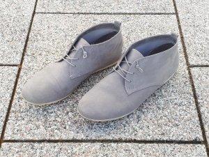 Graue Schlüpfschuhe von Graceland, Größe 40