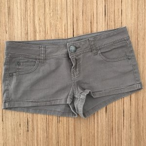 Tally Weijl Denim Shorts grey