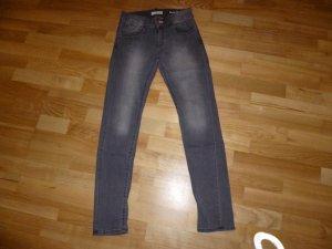 Graue Skinny-Jeans von Marc O'Polo