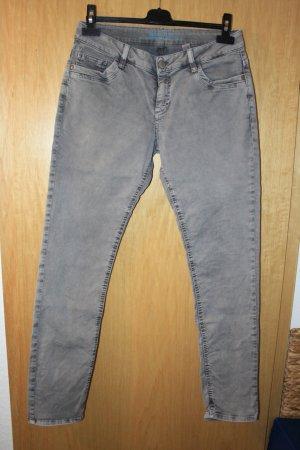 Graue Skinny Jeans von s.Oliver