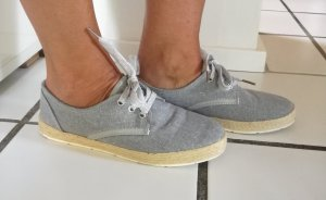 Graue Sommerschuhe, Sneaker Gr. 36