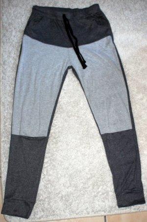 Graue Sporthose, Jogginghose Gr. M