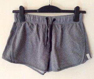 Mango Casual Sportswear Short de sport gris-noir