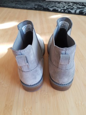 Timberland Slip-on Booties silver-colored