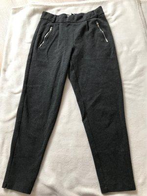 Only Pantalone Capri grigio scuro