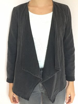 Noisy May Veste gris anthracite