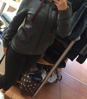 Graue strickjacke von Adidas Neo