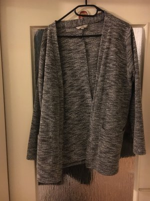 Graue Strickjacke von Clockhouse M
