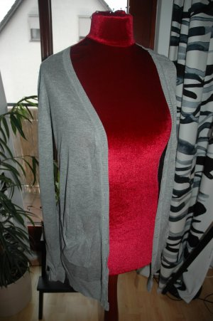 graue Strickjacke von ONLY GR XL