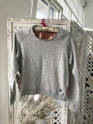 Graue Sweatshirt von Maison Scotch, Gr. S